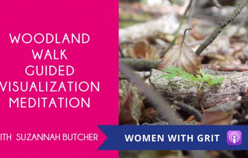Woodland Walk Guided Visualization Meditation